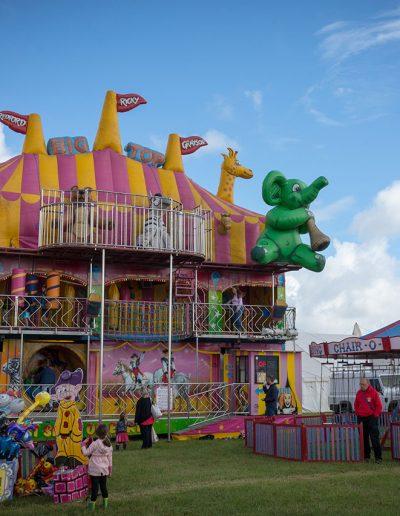 Fun castle