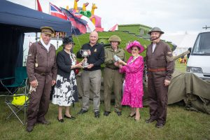 WWII recreation society