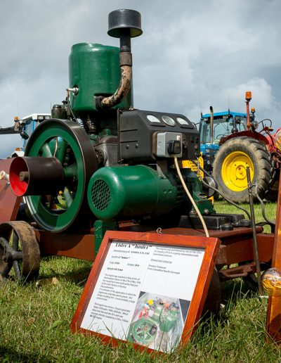 Vintage Generator